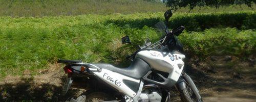 Conyegar · Paseos moto