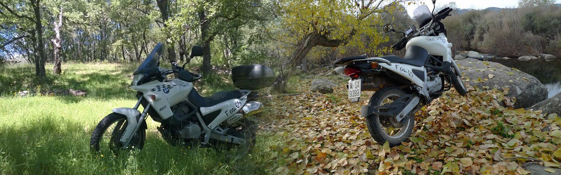 Conyegar · Paseos en moto